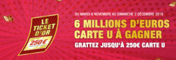 Promos de Super U dans le prospectus à Marseille