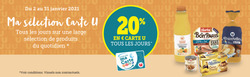 Super U coupon à Paris ( 15 jours de plus )