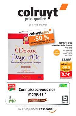 Colruyt coupon ( 7 jours de plus )
