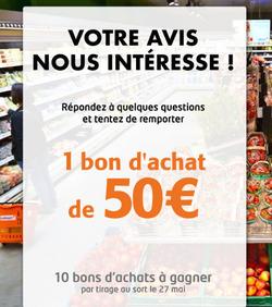 Promos de Discount Alimentaire dans le prospectus de Colruyt à Issy-les-Moulineaux