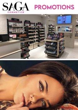 Saga Cosmetics coupon ( Publié hier )