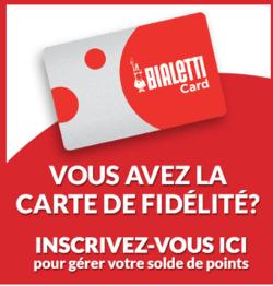 Promos de Discount Alimentaire dans le prospectus de Bialetti à Épinay-sur-Seine