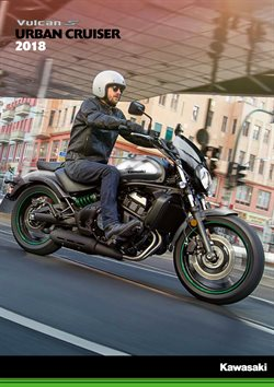Promos de Moto dans le prospectus de Kawasaki à Niort