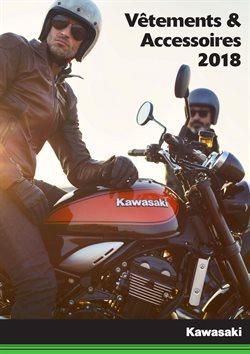 Promos de Kawasaki dans le prospectus à Paris