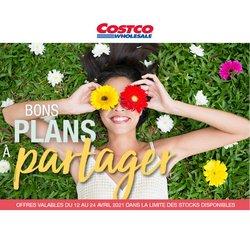 Costco coupon ( 4 jours de plus )