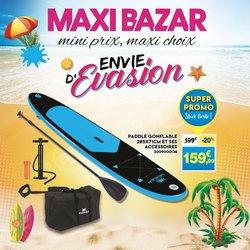 Promos de Meubles et Décoration dans le prospectus à Maxi Bazar ( 5 jours de plus)
