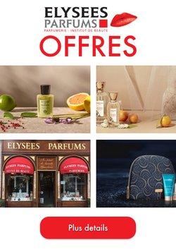 Promos de Guerlain dans le prospectus à Elysees Parfums ( Nouveau)