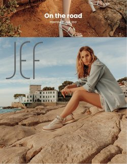 JEF Chaussures coupon ( Expiré )