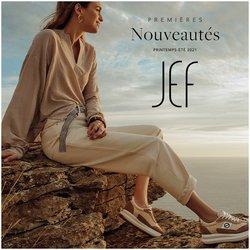 JEF Chaussures coupon ( 25 jours de plus )