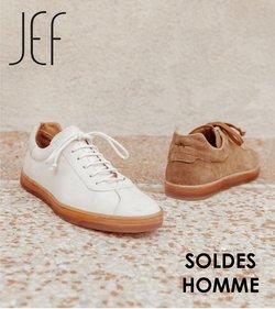 Promos de JEF Chaussures dans le prospectus à JEF Chaussures ( Expire ce jour)
