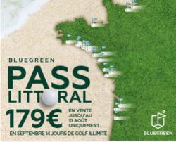 Promos de Blue Green dans le prospectus à Saint-Raphaël (Var)