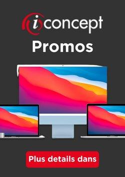 Promos de IConcept dans le prospectus à iConcept ( 29 jours de plus)