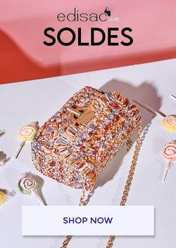 Promos de Louis Vuitton dans le prospectus à Edisac ( 26 jours de plus)