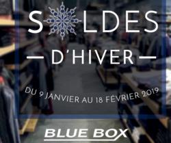 Promos de Blue Box dans le prospectus à Boucau