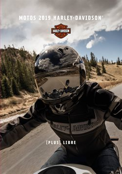 Promos de Harley-Davidson dans le prospectus à Paris