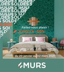 4 Murs coupon ( Expire demain )