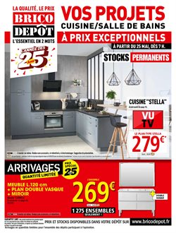 Brico d p t catalogue r duction et code promo juin 2017 - Coupon de reduction office depot ...