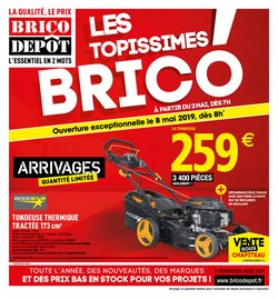 horaire brico depot chartres