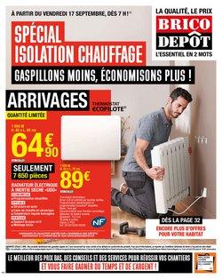 Brico Dépôt coupon ( Publié hier)