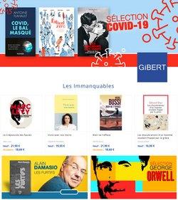 Promos de Librairies dans le prospectus de Gibert Joseph à Toulouse ( Expire demain )