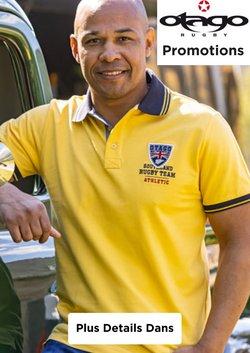 Promos de Otago Rugby dans le prospectus à Otago Rugby ( 29 jours de plus)