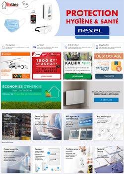 Promos de Bricolage dans le prospectus de Rexel à Brest ( Il y a 3 jours )