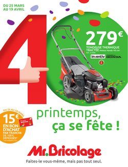 Mr Bricolage coupon à Toulouse ( Expiré )
