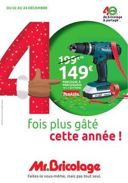 Mr Bricolage coupon à Paris ( Expiré )