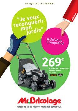 Promos de Bricolage dans le prospectus de Mr Bricolage à Paris ( Il y a 3 jours )