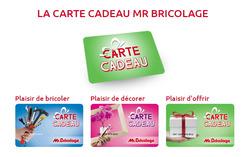 Promos de Mr Bricolage dans le prospectus à Paris