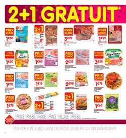 Promos de Pizza dans le prospectus de Leader Price à Paris