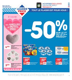 Leader Price coupon ( 3 jours de plus )