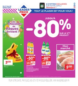 Leader Price coupon à Tours ( Expire ce jour )