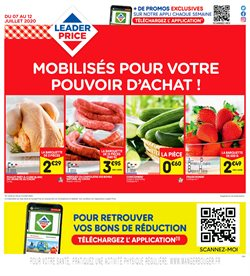 Leader Price coupon ( Il y a 2 jours )