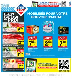 Leader Price coupon ( 8 jours de plus)