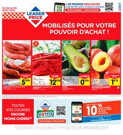 Leader Price coupon à Lyon ( 2 jours de plus )