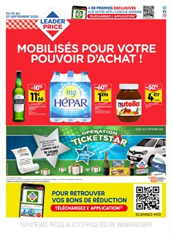 Leader Price coupon ( 9 jours de plus)