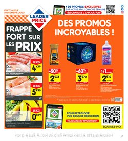 Leader Price coupon à Cergy ( 5 jours de plus )