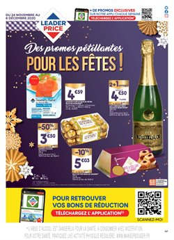 Leader Price coupon ( 6 jours de plus )
