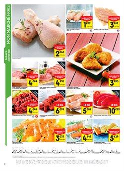 Promos de Hyper-Supermarchés dans le prospectus à Leader Price ( Expire demain )