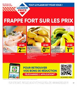 Leader Price coupon ( 8 jours de plus )