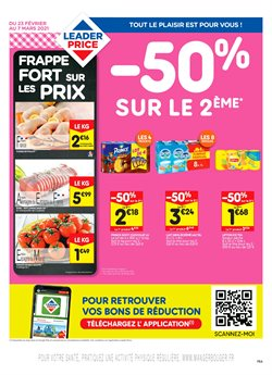 Leader Price coupon ( Il y a 3 jours )