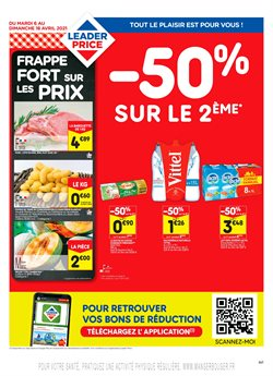 Leader Price coupon ( 7 jours de plus )