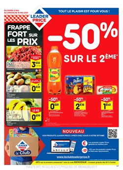 Leader Price coupon ( Expire demain)