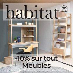 Habitat coupon ( 6 jours de plus)