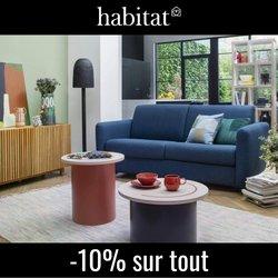 Habitat coupon ( Publié hier)