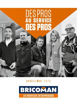 Catalogue Bricoman