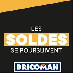Promos de Bricolage dans le prospectus à Bricoman ( 9 jours de plus)