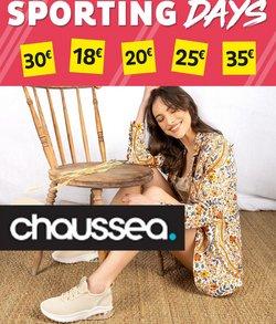 Promos de Vêtements et Chaussures dans le prospectus à Chaussea ( Expire demain)