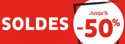 Promos de Chaussea dans le prospectus à Marseille